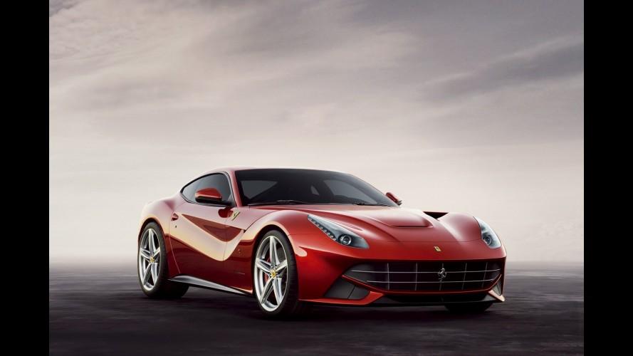 Ferrari divulga primeiros detalhes e imagens oficiais da F12berlinetta