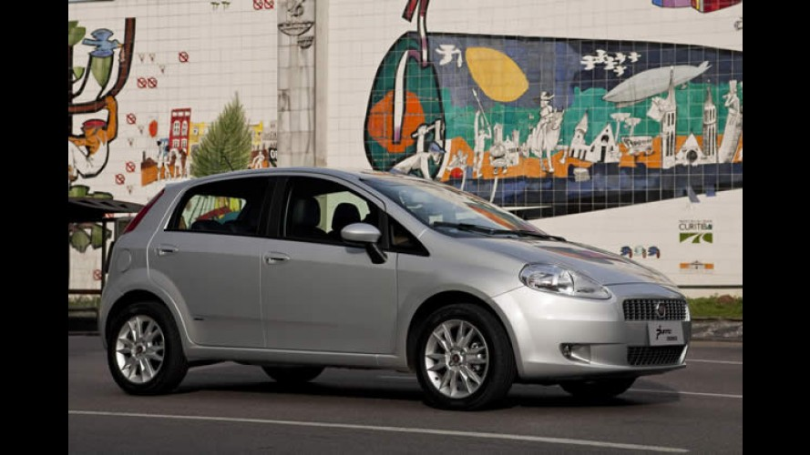 Fiat Punto Essence ganha duplo airbag e freios ABS de série por R$ 1.000