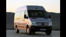 Mercedes-Benz apresenta nova geração da van Sprinter no Brasil