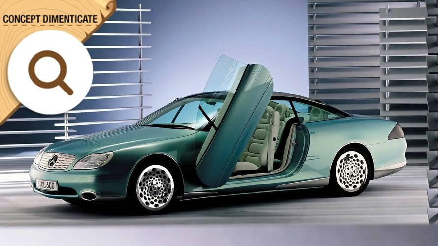 Mercedes F200 Imagination, F come futuro
