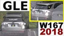 2018 Mercedes GLE Casus fotoğraflar