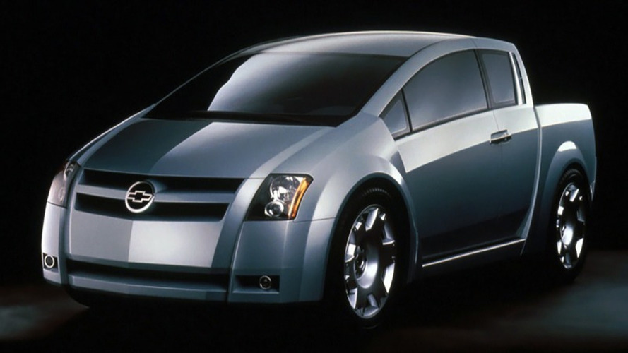 Conceitos esquecidos: Chevrolet Sabiá, a picape que antecipou a Meriva