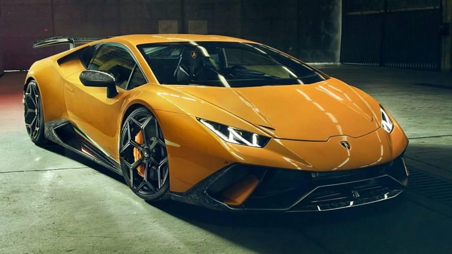 Lamborghini Huracán Performante: Novitec es capaz de mejorarlo