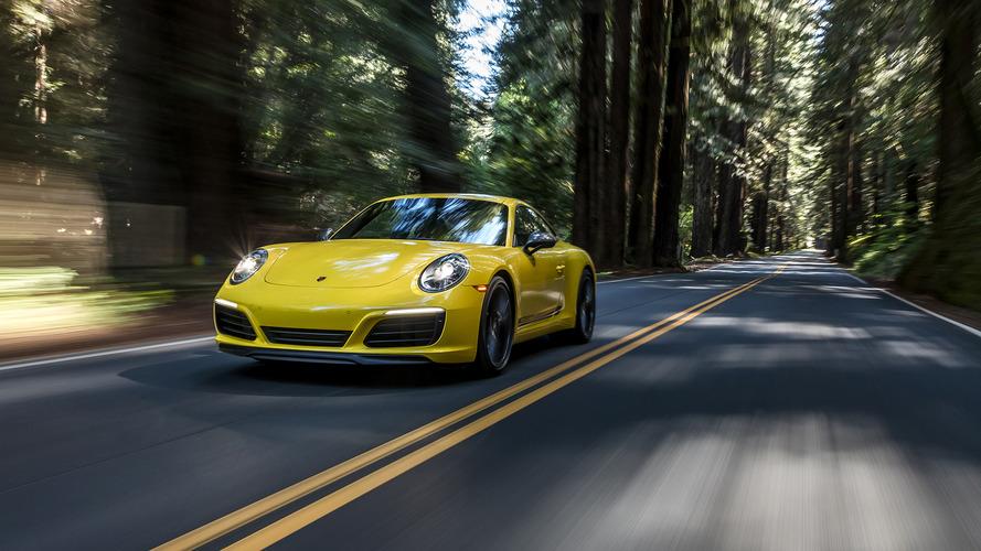 Essai Porsche 911 Carrera T (2018)