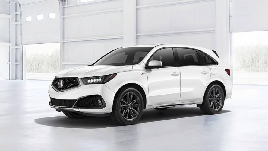 2019 Acura MDX resmi olarak tanıtıldı