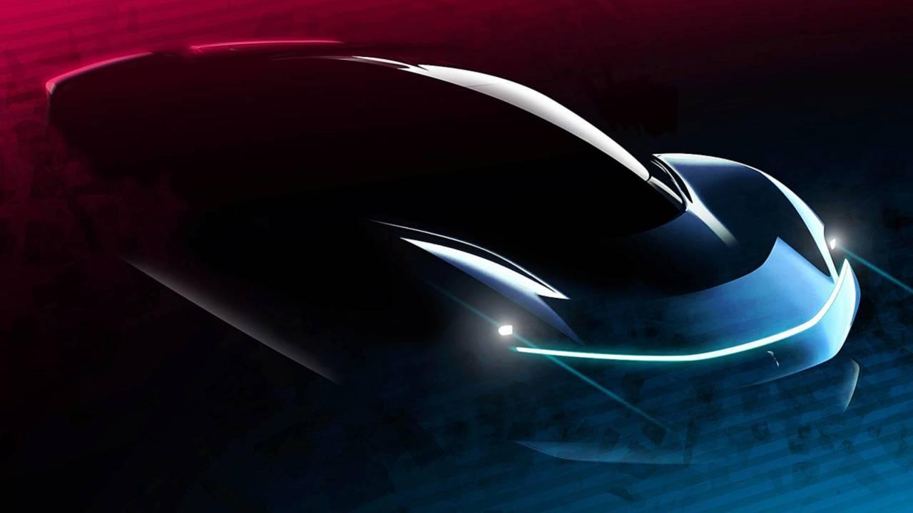 2020 Pininfarina PF0