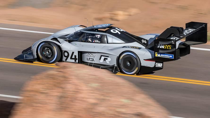 Volkswagen I.D. R conquista la Pikes Peak 2018 Romain Dumas