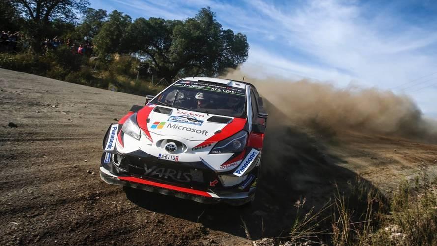 2018 WRC Fİnlandiya: Tanak rahat kazandı