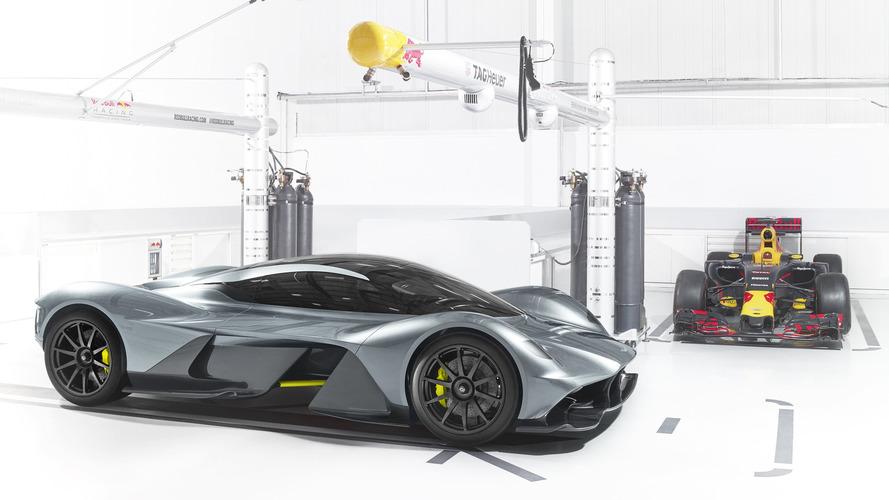 Aston Martin AM-RB 001 : ils la veulent tous !