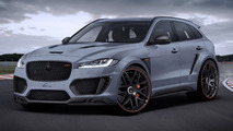 Jaguar F-PACE by LUMMA Design