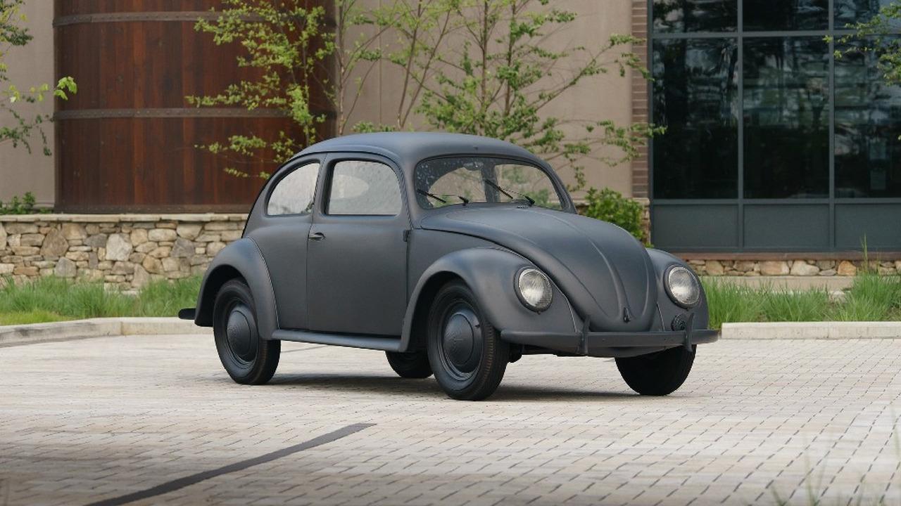 1943 KdF Type 60 Beetle