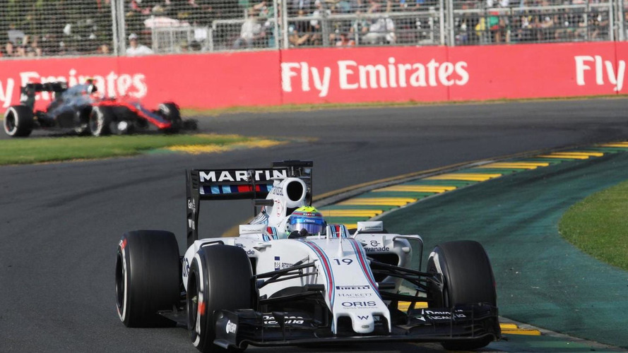 Mercedes supplying same engine to Williams