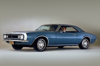 1967 Chevy Camaro: The Beginning of an Icon
