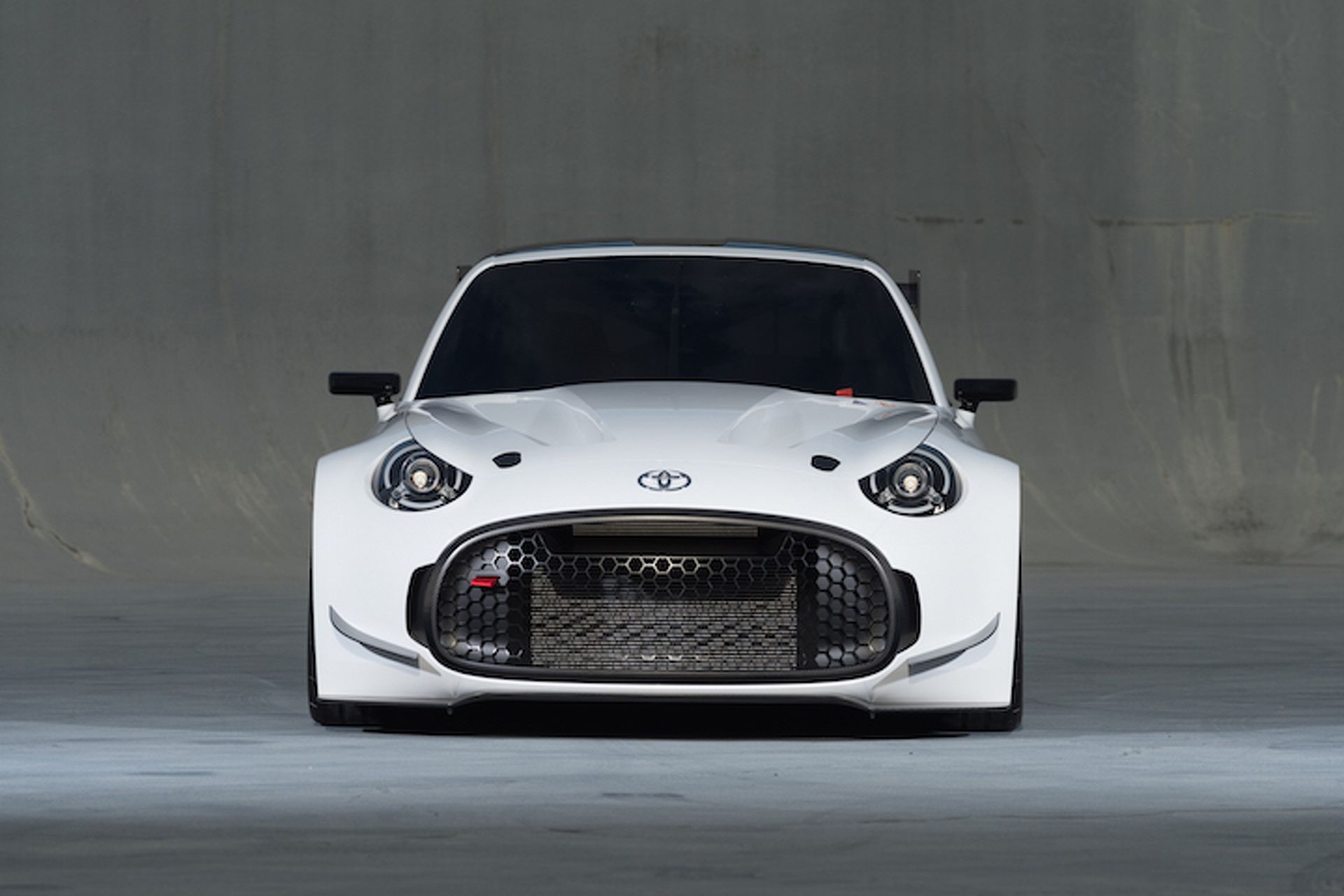 Toyota S-FR Racing Concept is the Meanest Little Race Car You\'ve ...