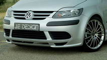 Volkswagen Golf V Plus 2.0 TDI by JE Design