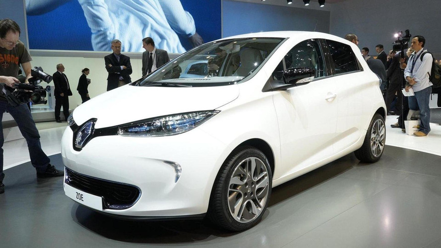 Renault Zoé - La contre attaque de la voiture électrique à la française