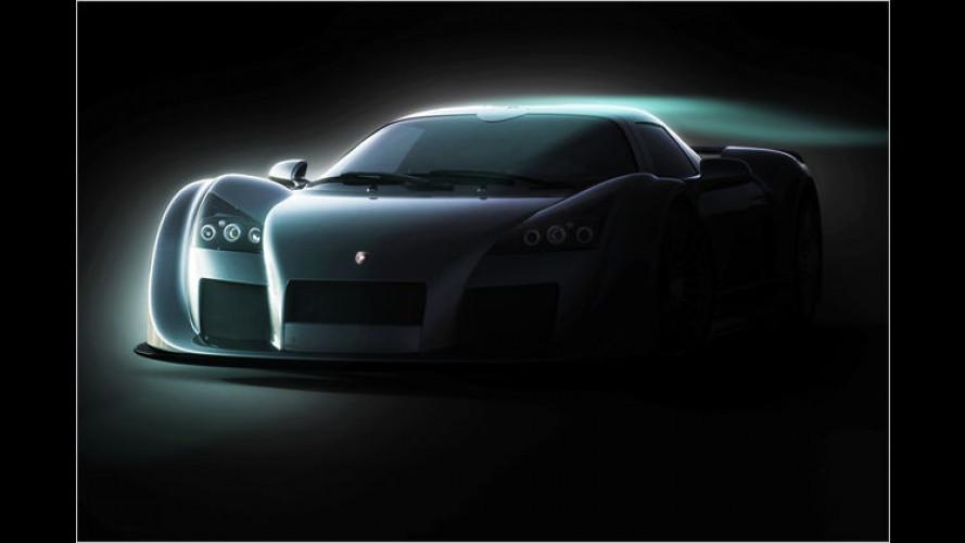 Racing-Gott auf Speed: Gumpert Apollo nachgeschärft