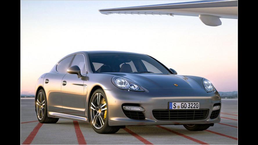 Porsche bringt neuen Super-Panamera