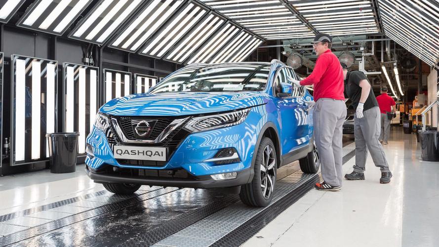 Nissan - Le Qashqai restylé entre en production