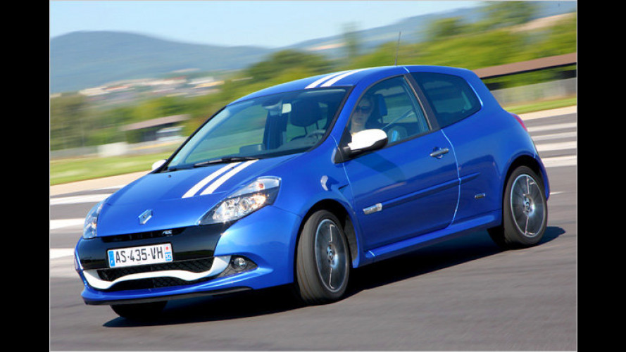 Rennsport-Historiker: Renault Clio Gordini R.S. im Test