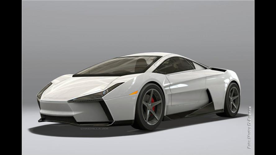 Mostro Di-Potenza SF22: Lamborghini-Studie wird gebaut