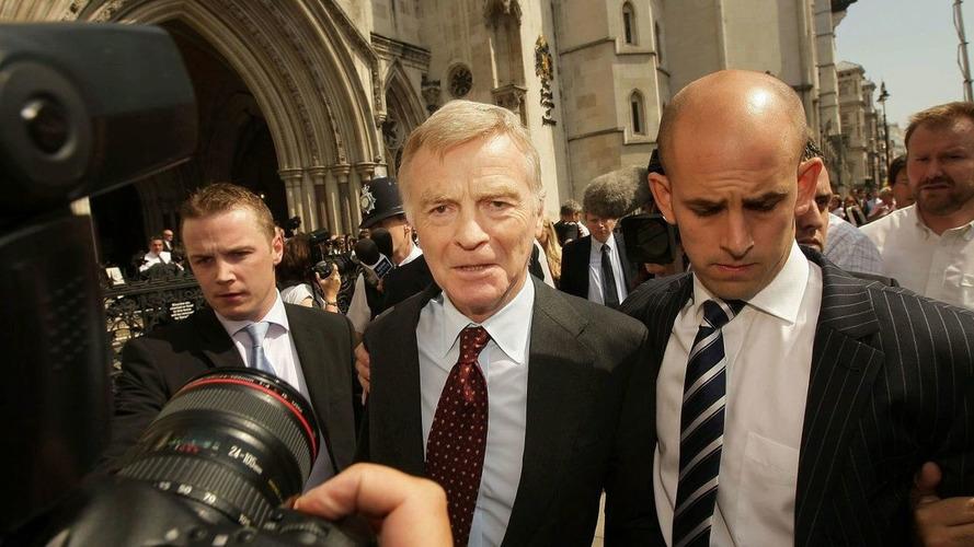 'Stronger' Mosley leaves scandal behind