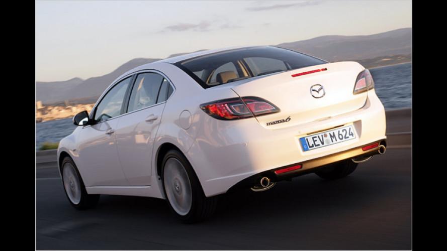 Neu geschnürt: Mazda-6-Angebot aufgefrischt