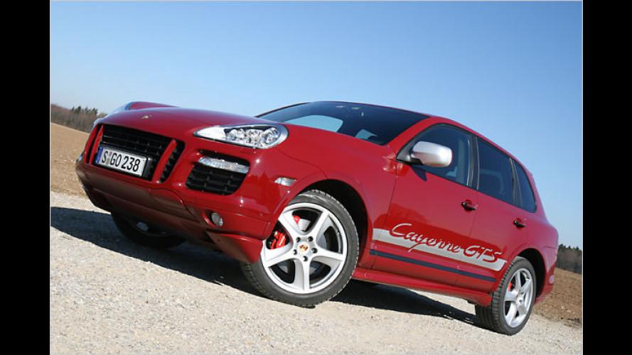 Satte 405 PS im SUV-Boliden: Sauger-Druck im Turbo-Look