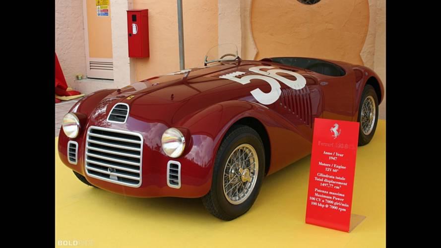 Le Ferrari del Drake, dalla prima 125 S al testamento F40
