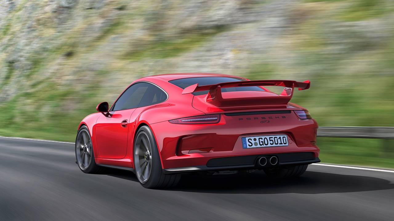 7. Porsche 911 Turbo