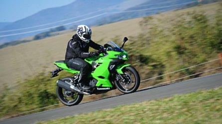 Primeiras impressões Kawasaki Ninja 400: Subindo o sarrafo