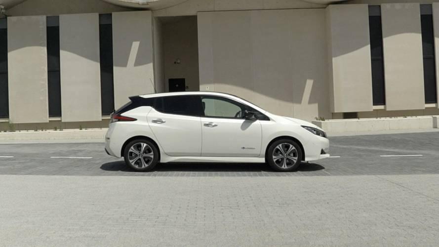¿Qué coche comprar? Nissan LEAF 2018