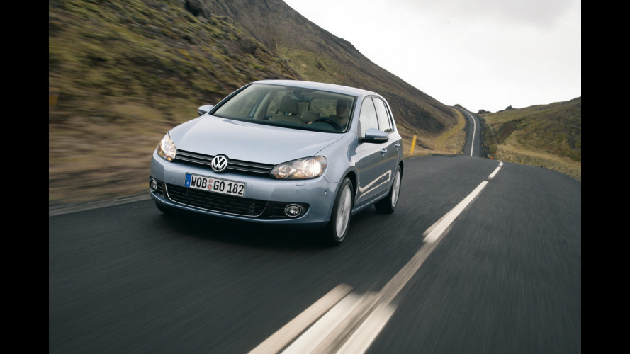Volkswagen Golf: nel 2011 la più venduta d'Europa