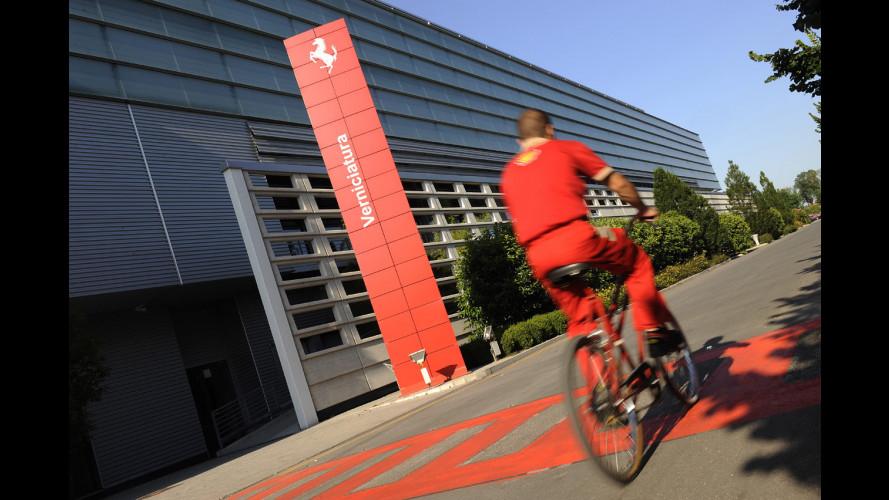 """Ferrari inaugura il programma """"Formula Uomo"""""""