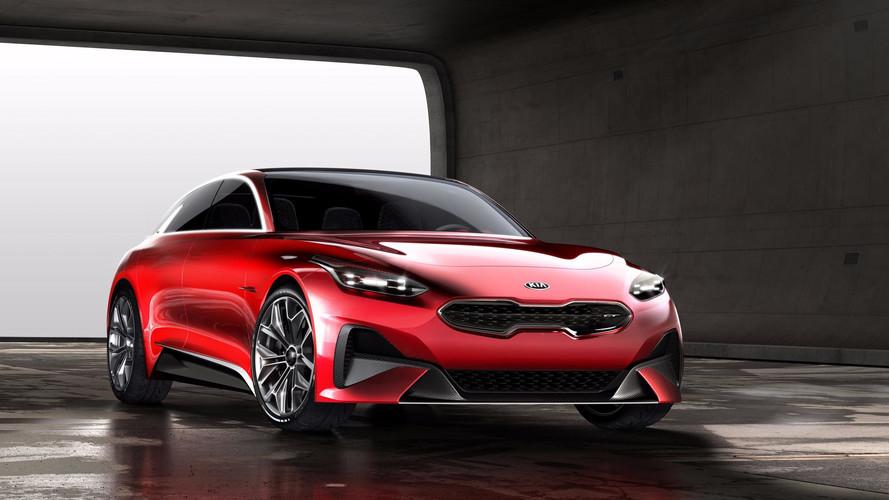 Kia Proceed Concept Revealed Ahead Of Frankfurt