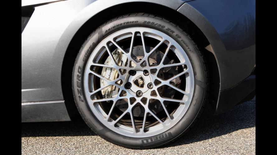 Pirelli PZero Corsa System: la gomma del Toro