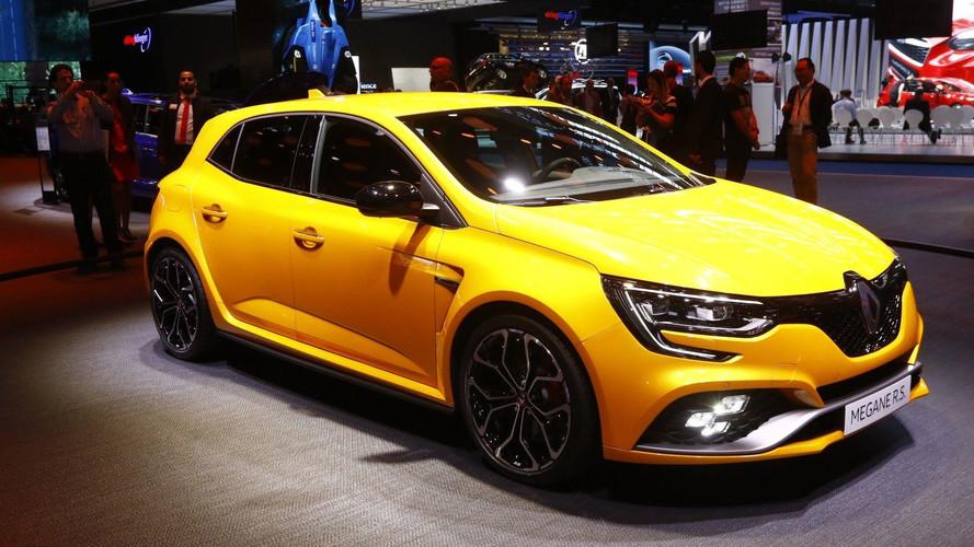2018 Renault Megane RS daha çok güç ve teknolojiyle geldi