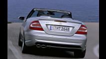 Mercedes CLK cabrio