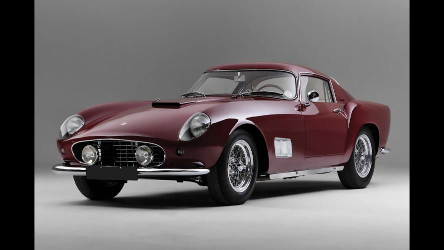 Ferrari storiche all'asta a Monaco