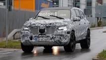 2019 Mercedes GLS spy photo