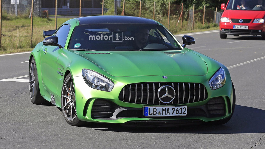 Mercedes-AMG GT Refresh Could Take Base Model To 500 HP