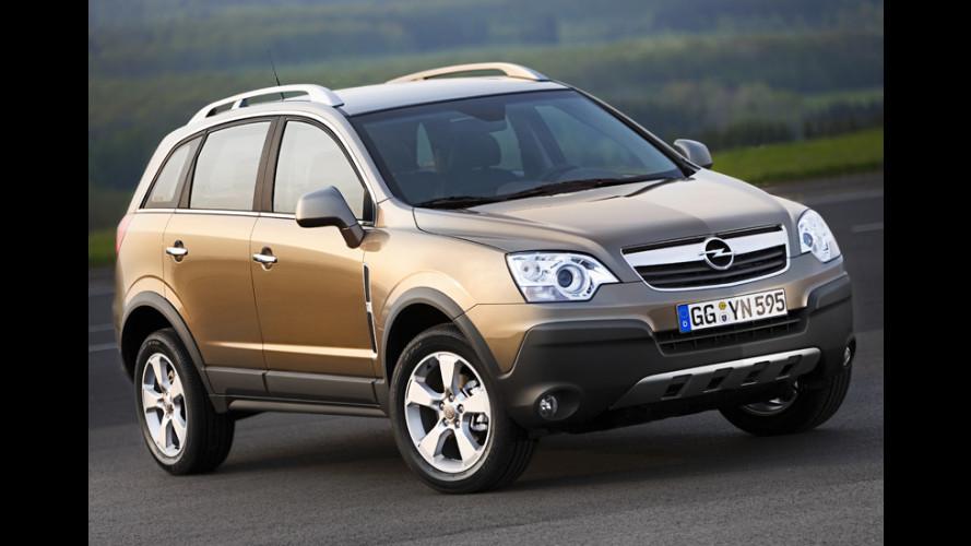 da Parigi la nuova Opel Antara