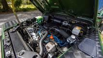 Barbour Land Rover Defender