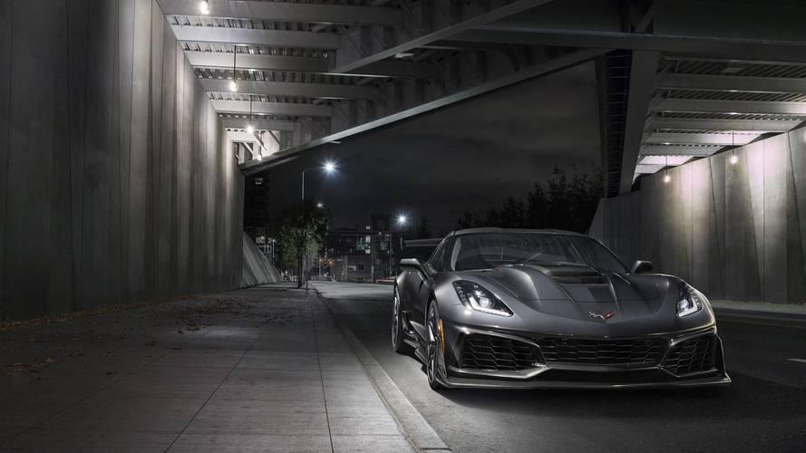 Corvette ZR1 2018: la primera unidad, a subasta