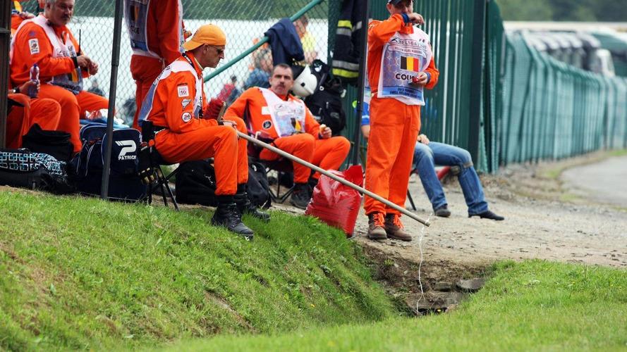 Monza marshals end strike threat