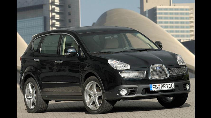 Mehr Ausstattung zum gleichen Preis: Der Subaru Tribeca