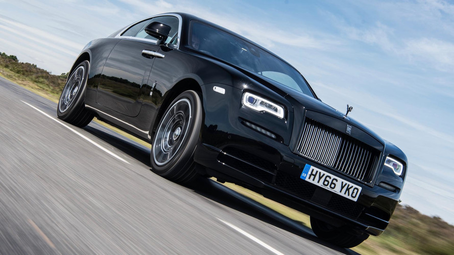 2018 Rolls-Royce Wraith Black Badge Review: Ditch the Driver
