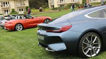BMW 8 Series Concept Pebble Beach