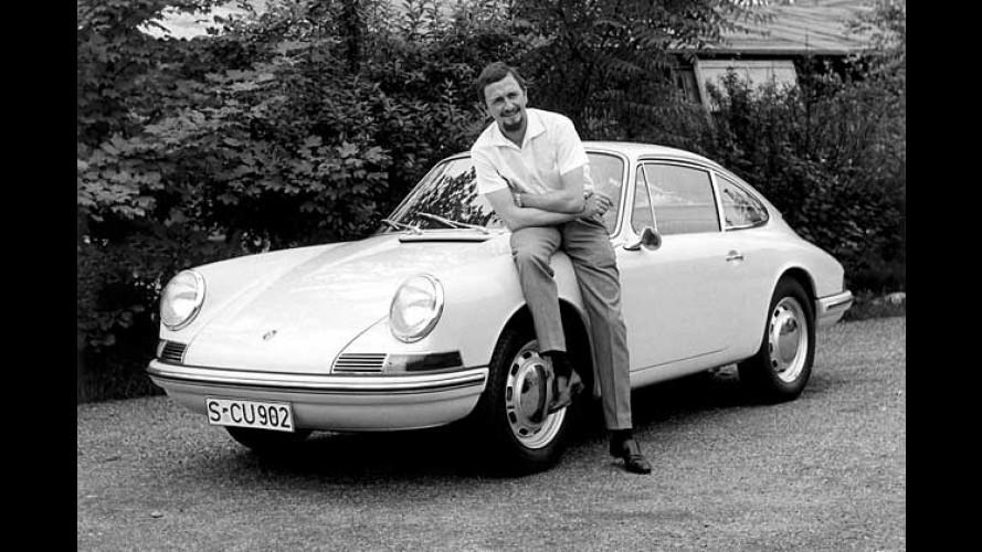 Porsche 911: Vom Plastilin-Entwurf zum Design-Klassiker