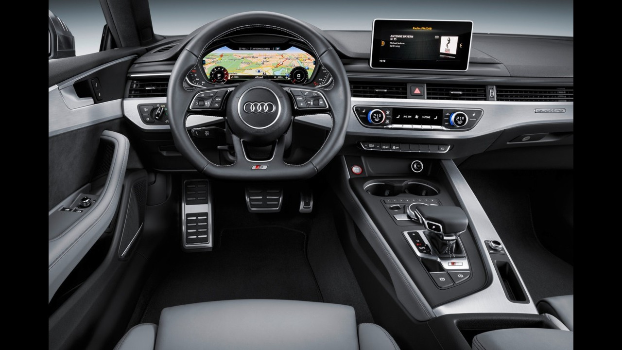 Audi tamamen yenilenmiş A5 ve S5 modellerini Almanya'da tanıttı